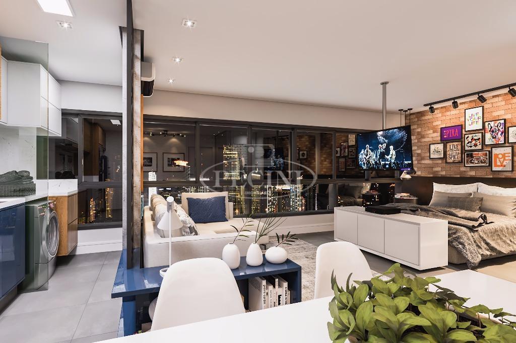 Apartamento residencial à venda, Centro, Rio Claro - LF0001.