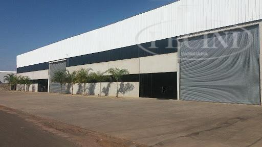 Galpão  industrial para locação, Setor Industrial, Rio Claro.