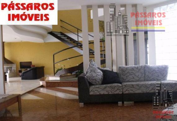 Sobrado residencial à venda, Parque dos Pássaros, São Bernardo do Campo - SO0216.