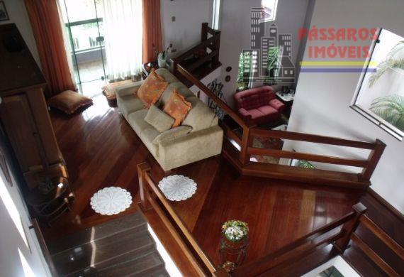 Sobrado residencial à venda, Parque dos Pássaros, São Bernardo do Campo - SO0335.