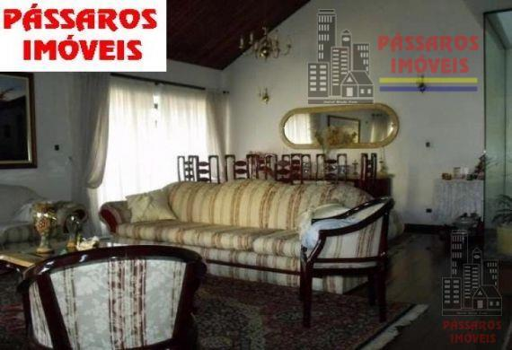 Sobrado residencial para venda e locação, Parque dos Pássaros, São Bernardo do Campo - SO0370.