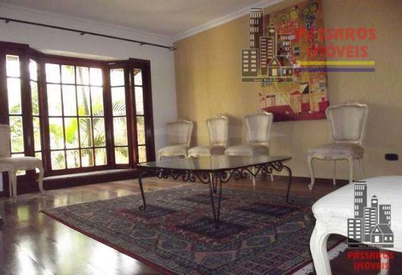 Sobrado residencial para venda e locação, Parque dos Pássaros, São Bernardo do Campo - SO0555.