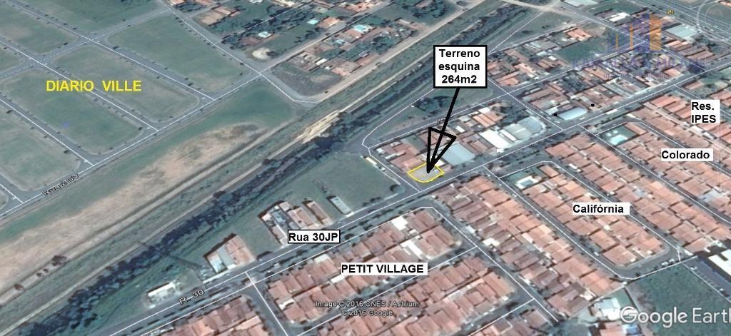 Terreno ESQUINA - Jardim Paulista - TE0040