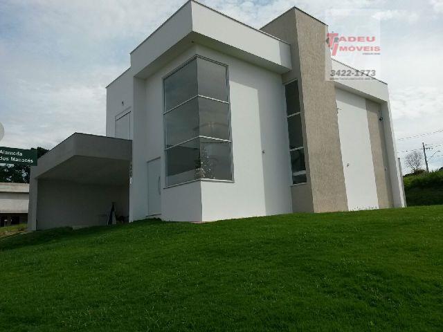 Casa residencial à venda, Gran Royalle, Pouso Alegre.