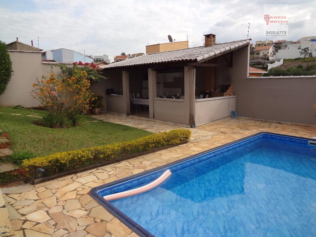 Casa residencial à venda, Pousada dos Campos II, Pouso Alegre.