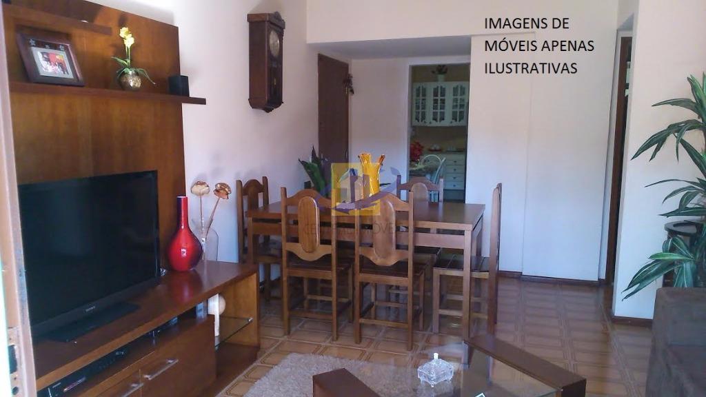 Apartamento residencial à venda, São Vicente, Itajubá.