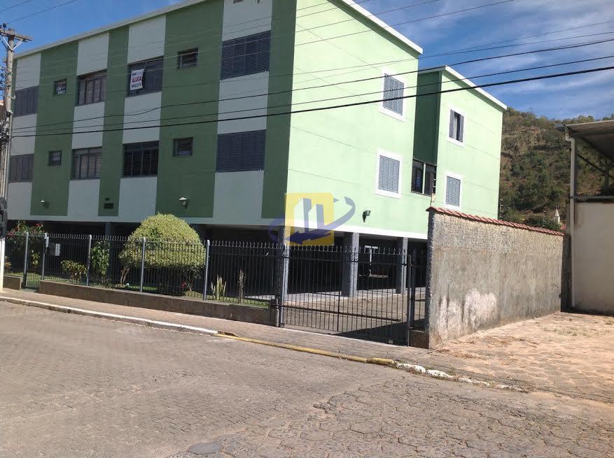 Apartamento residencial à venda, Nossa Senhora de Fátima, Itajubá.