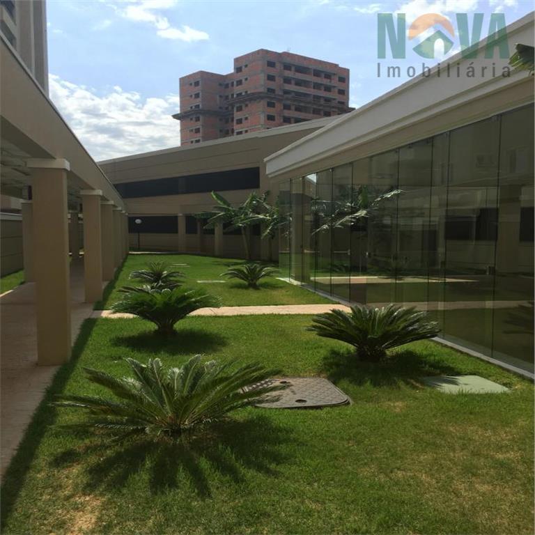 Apartamento residencial à venda, Universitário, Uberaba - AP0071.