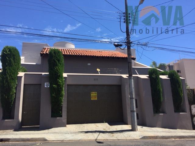 Casa residencial à venda, Boa Vista, Uberaba - CA0314.
