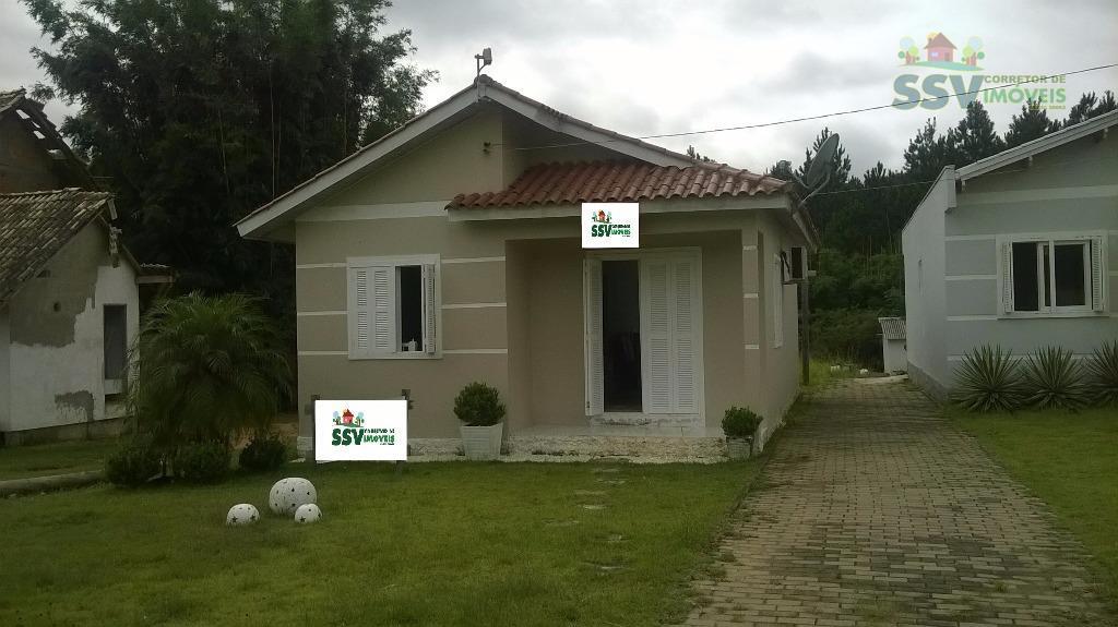 Casa  Sociedade Lagoa, Águas Claras, Viamão.