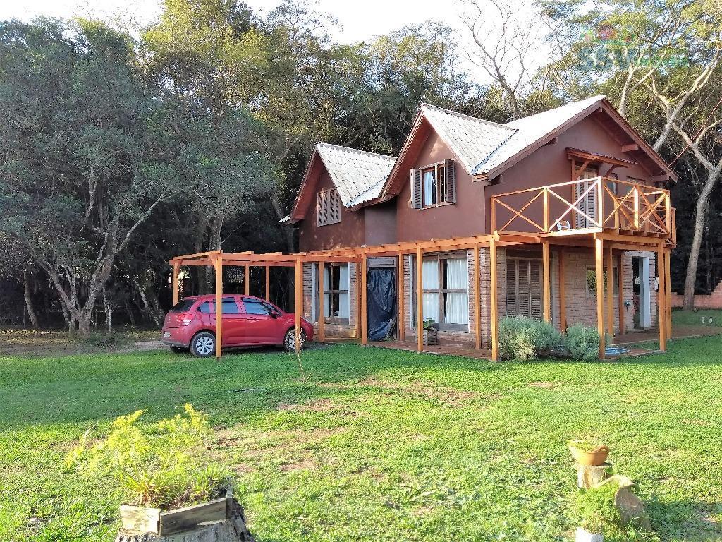 Sobrado residencial à venda, Morro Grande, Viamão.