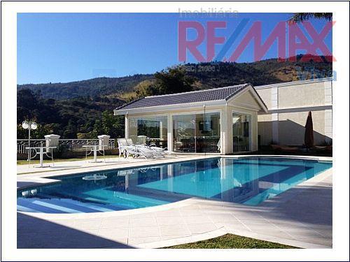 Casa residencial à venda, Condomínio Flamboyant, Atibaia - CA4185.