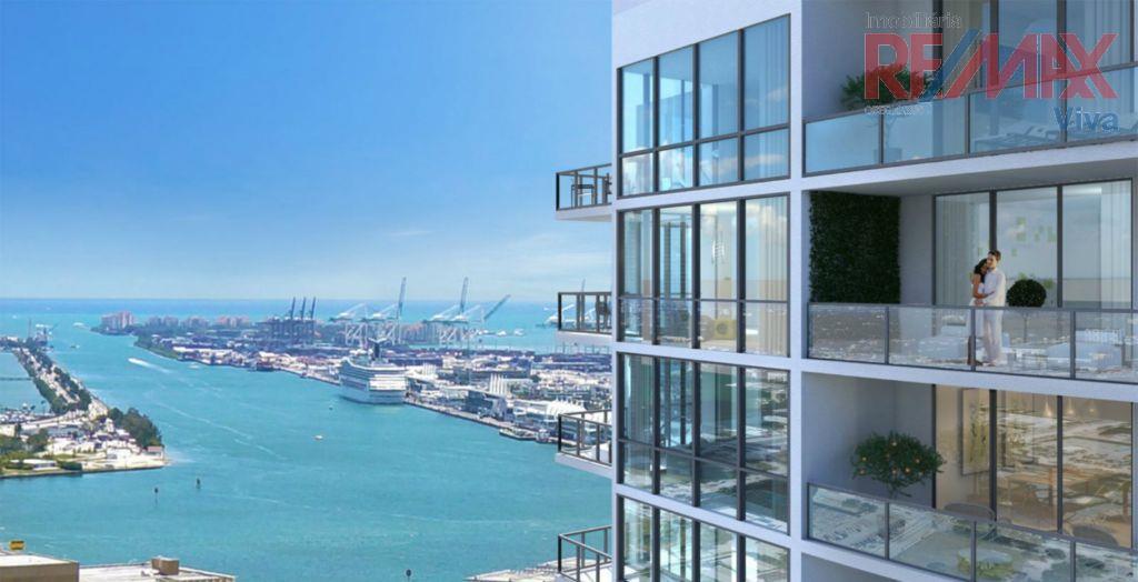 Apartamento residencial à venda, Miami