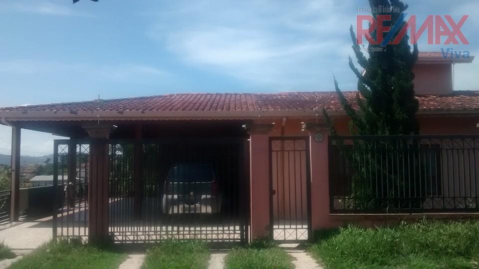 Casa  residencial à venda, Samambaia Parque Residencial, Atibaia.