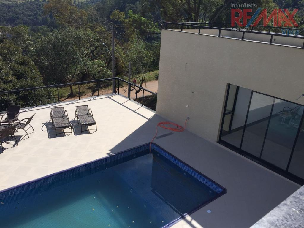 Casa residencial à venda, Condominio Porto Atibaia, Atibaia - CA4706.