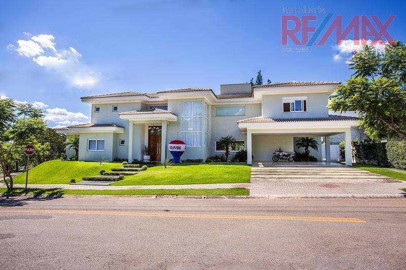 Casa residencial à venda, Condominio Porto Atibaia, Atibaia - CA4834.