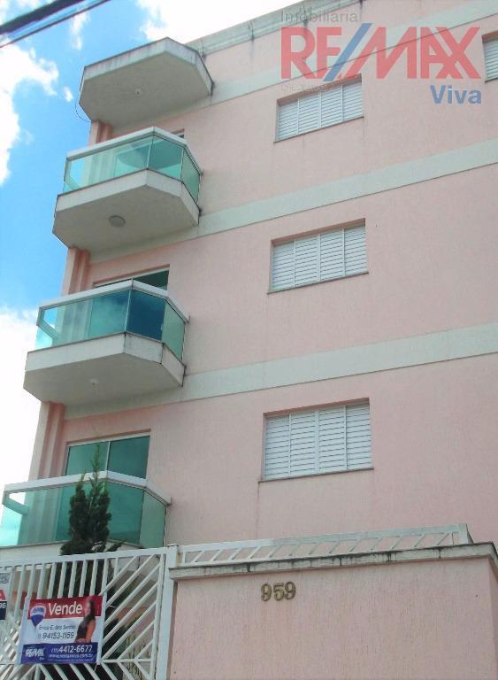 Apartamento residencial à venda, ótima localização no Alvinópolis, Atibaia, SP.