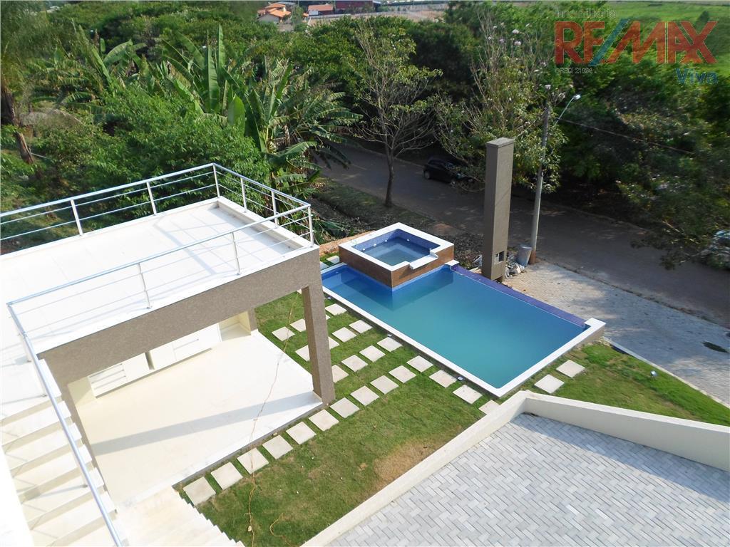 Casa Alto Padrão - Condomínio PORTO ATIBAIA - 04 Suítes