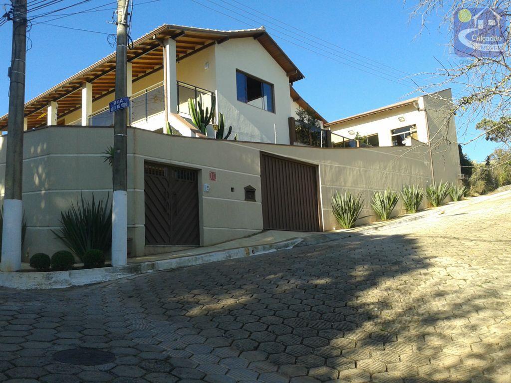 Casa residencial para venda e locação, Morro Chic, Itajubá - CA0049.