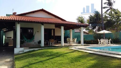 Casa  residencial duplex de luxo à venda, Cumbuco, Caucaia.