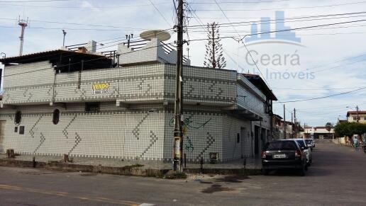 Excelente  Casa  duplex residencial/comercial à venda, Serrinha, Fortaleza.