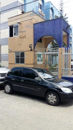 Apartamento residencial à venda, Tabapuá, Caucaia.