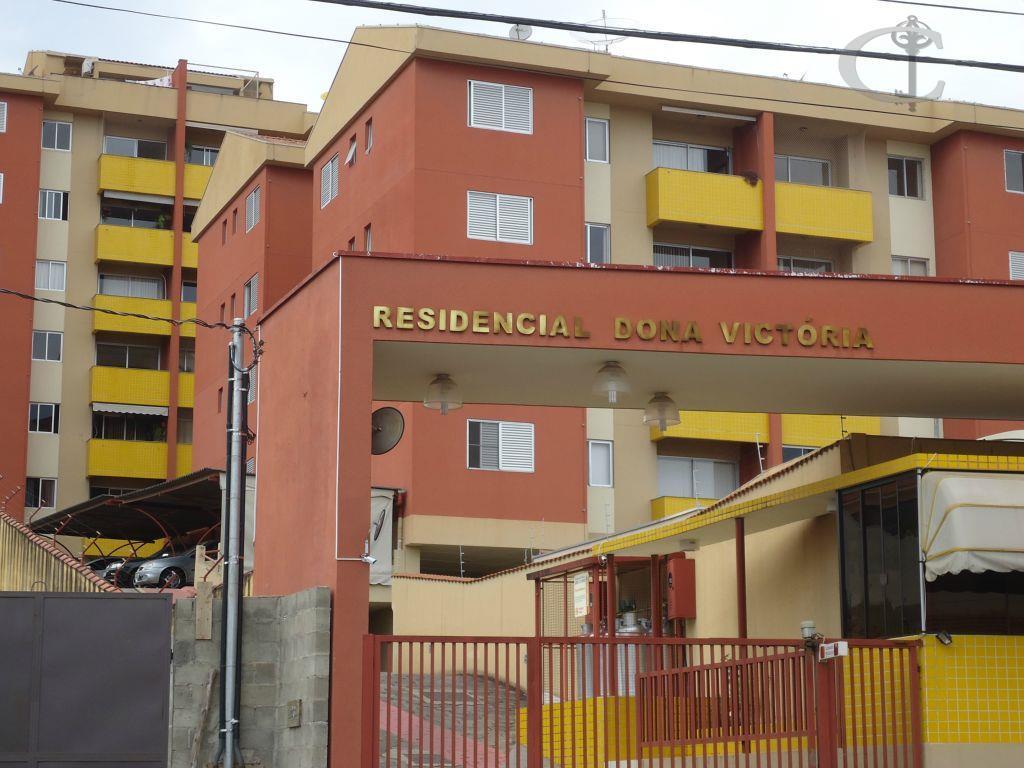 Apartamento residencial à venda, Morro Chic, Itajubá.