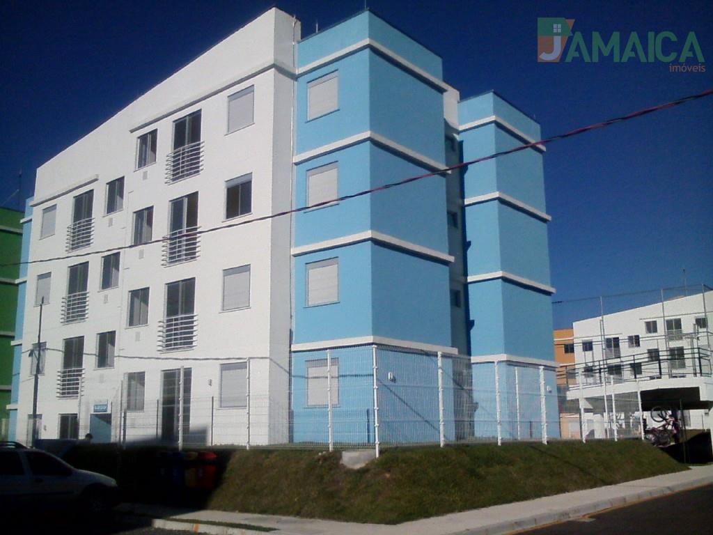 Apartamento residencial para locação, Afonso Pena, São José dos Pinhais - AP0152.