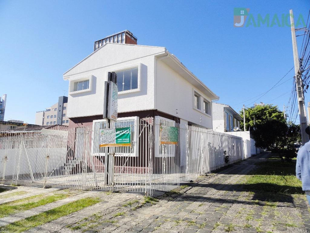 Casa comercial para locação, Água Verde, Curitiba - CA0107.