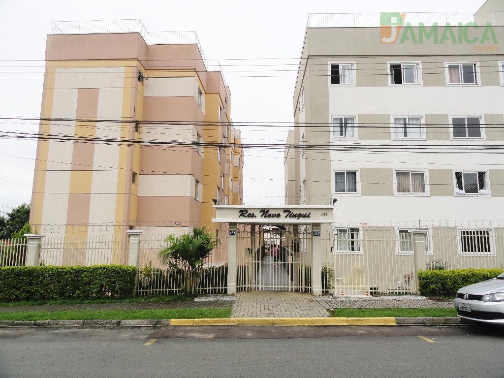 Apartamento  residencial para locação, Tingui, Curitiba.
