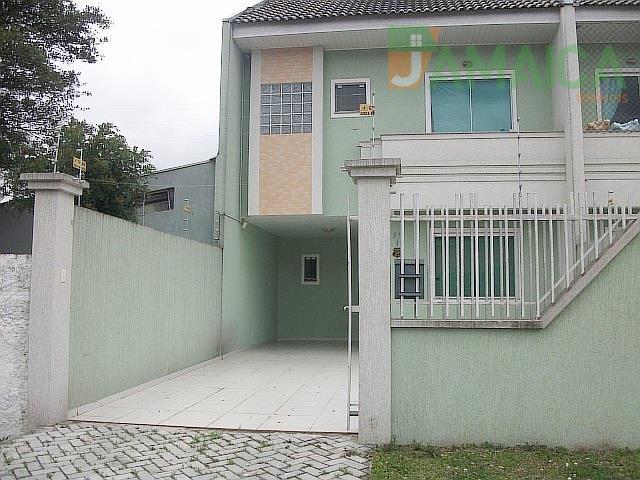 Sobrado residencial à venda, Uberaba, Curitiba - SO0112.