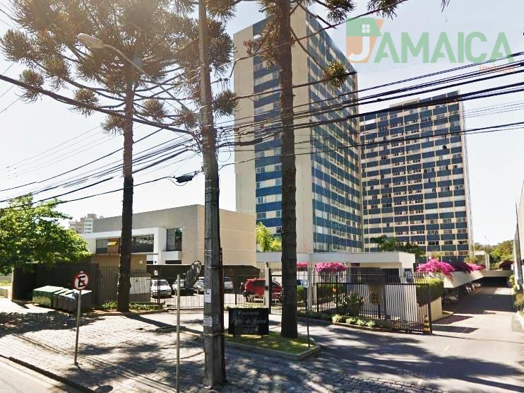 Apartamento residencial para locação, Cabral, Curitiba - AP0166.