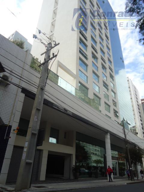 Sala  comercial para locação, Bigorrilho, Curitiba.