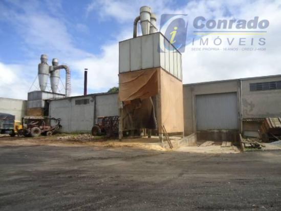 Pavilhão  industrial à venda, Centro, Bocaiúva do Sul.