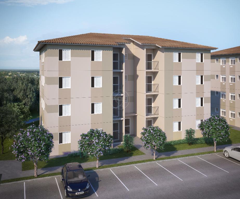 Apartamento  residencial à venda, Condomínio Portal de Itá, Itatiba.