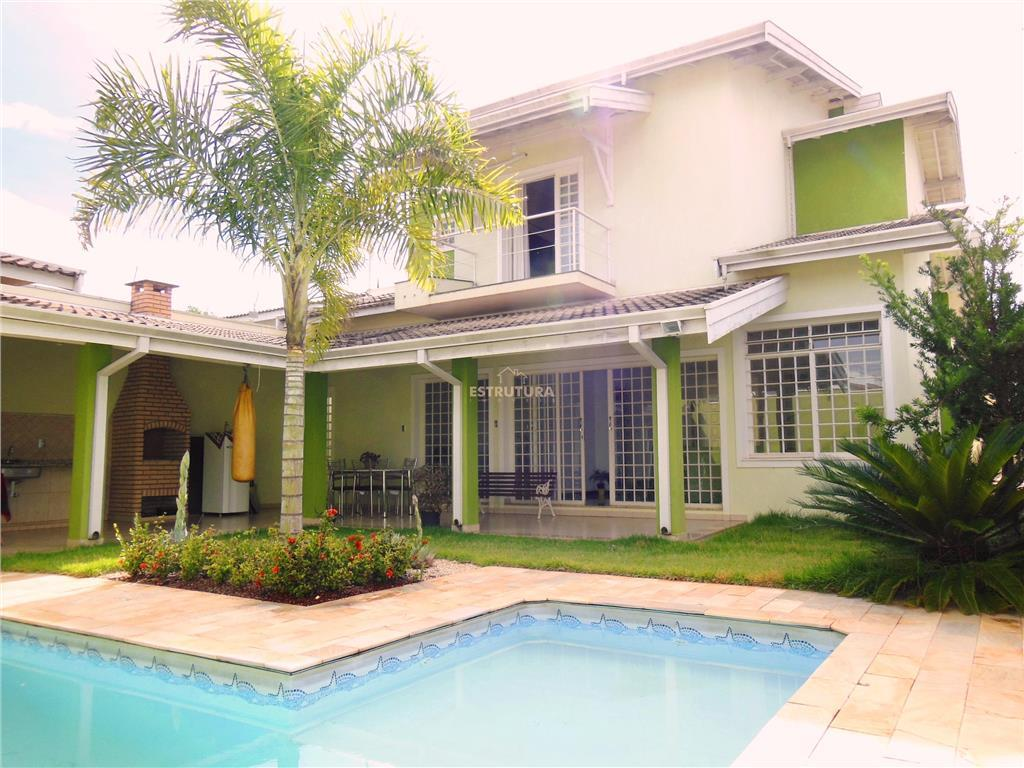 Casa residencial para venda e locação, Jardim Residencial Copacabana, Rio Claro - CA0096.