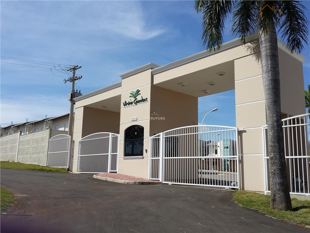 Sobrado residencial para locação, Condomínio Vitoria Gardens, Rio Claro - SO0024.