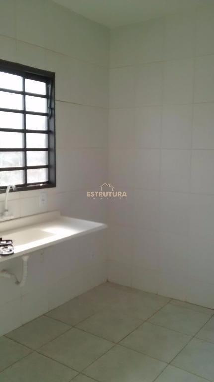 Casa  residencial para locação, Distrito Ajapi, Rio Claro.