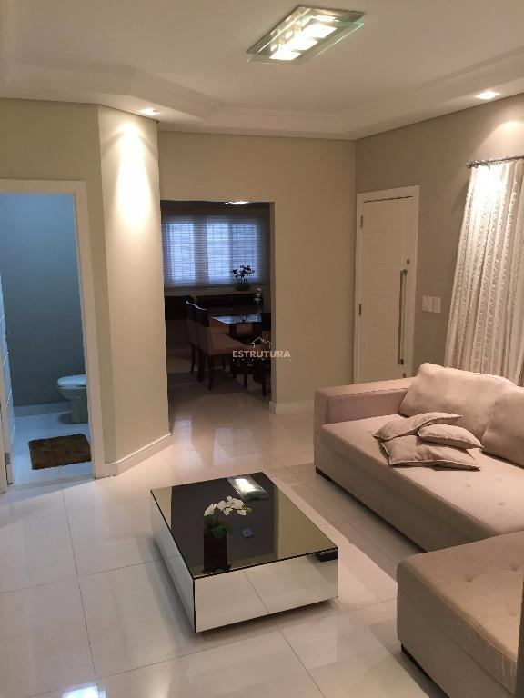 Casa residencial para venda e locação, Cidade Claret, Rio Claro - CA0383.