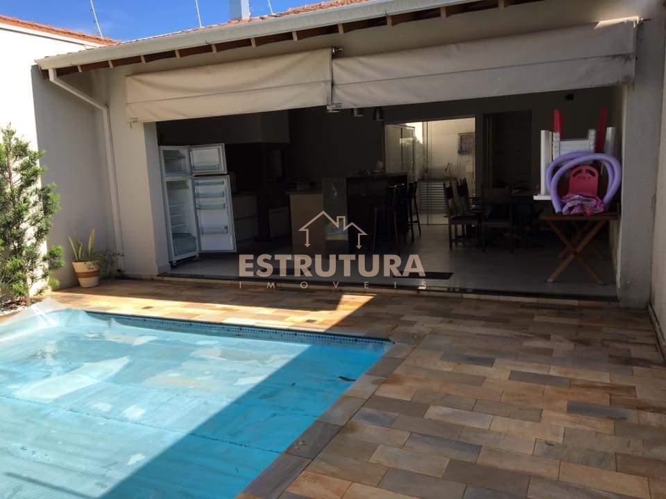 Casa residencial à venda, Estádio, Rio Claro.