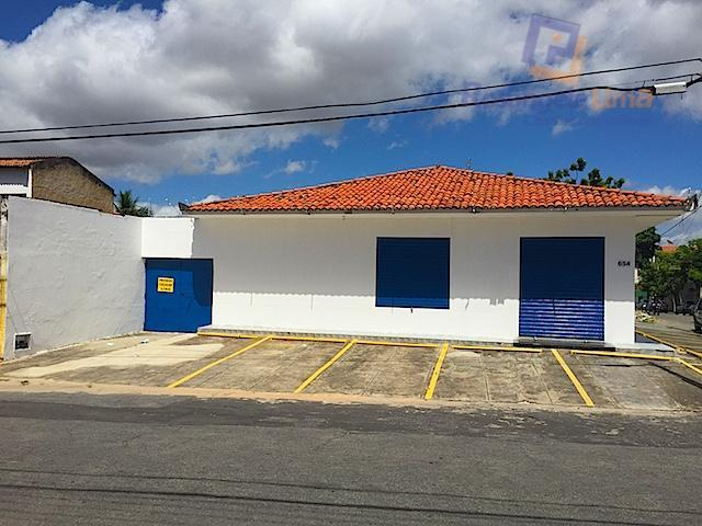 Casa comercial à venda, Joaquim Távora, Fortaleza.