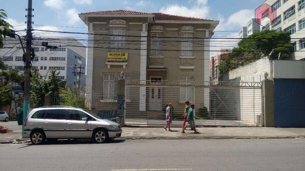 Galpão comercial para locação, Santa Cecília, São Paulo - GA0002.