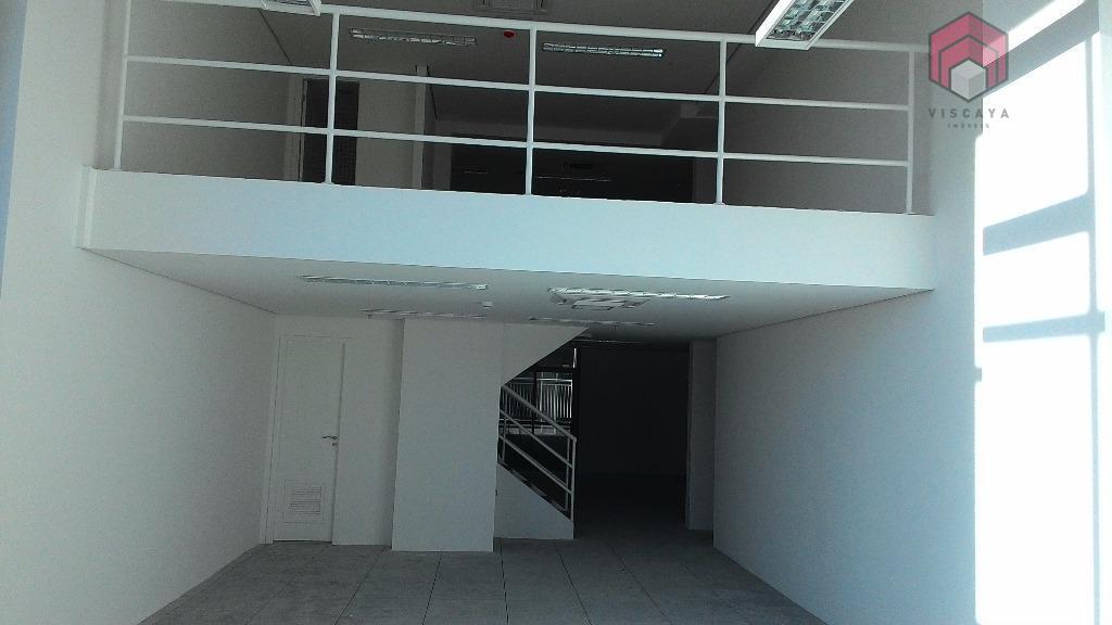 ótima oportunidade de negócio! edifício novo, conjunto comercial com escritórios, banheiros, mezaninos, ar condicionado, piso elevado,...