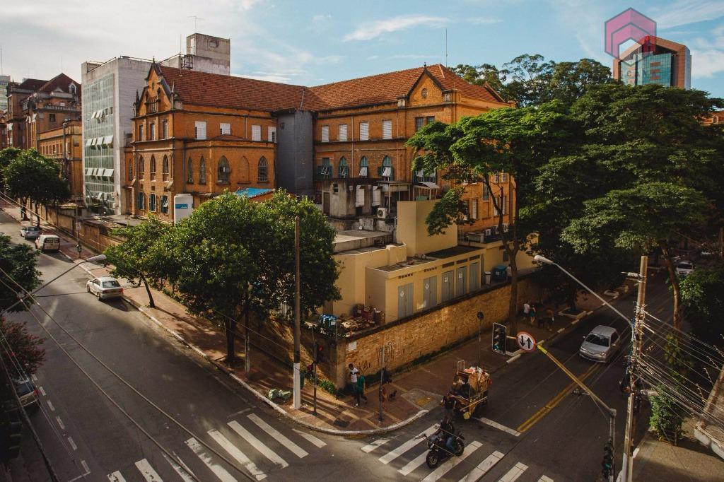Apartamento residencial à venda, Santa Cecília, São Paulo - AP0286.