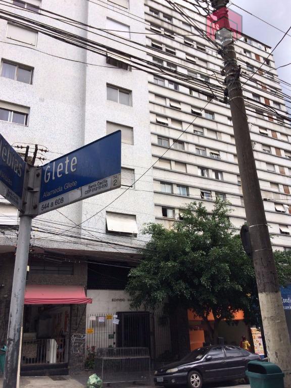 Apartamento residencial à venda, Santa Cecília, São Paulo - AP0902.