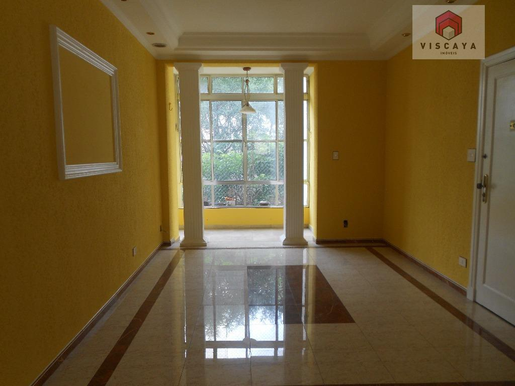 Apartamento residencial para venda e locação, Higienópolis, São Paulo - AP0799.