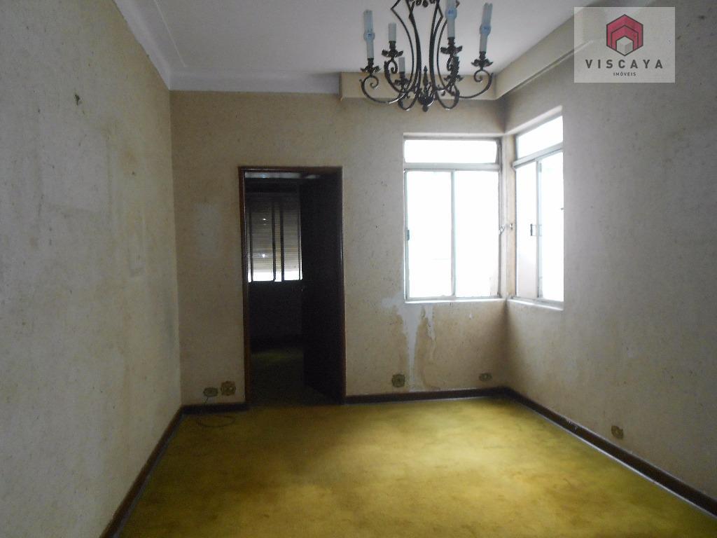 Apartamento residencial à venda, Higienópolis, São Paulo - AP2303.
