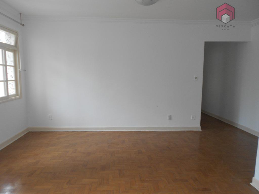 Apartamento residencial para locação, Higienópolis, São Paulo - AP0588.