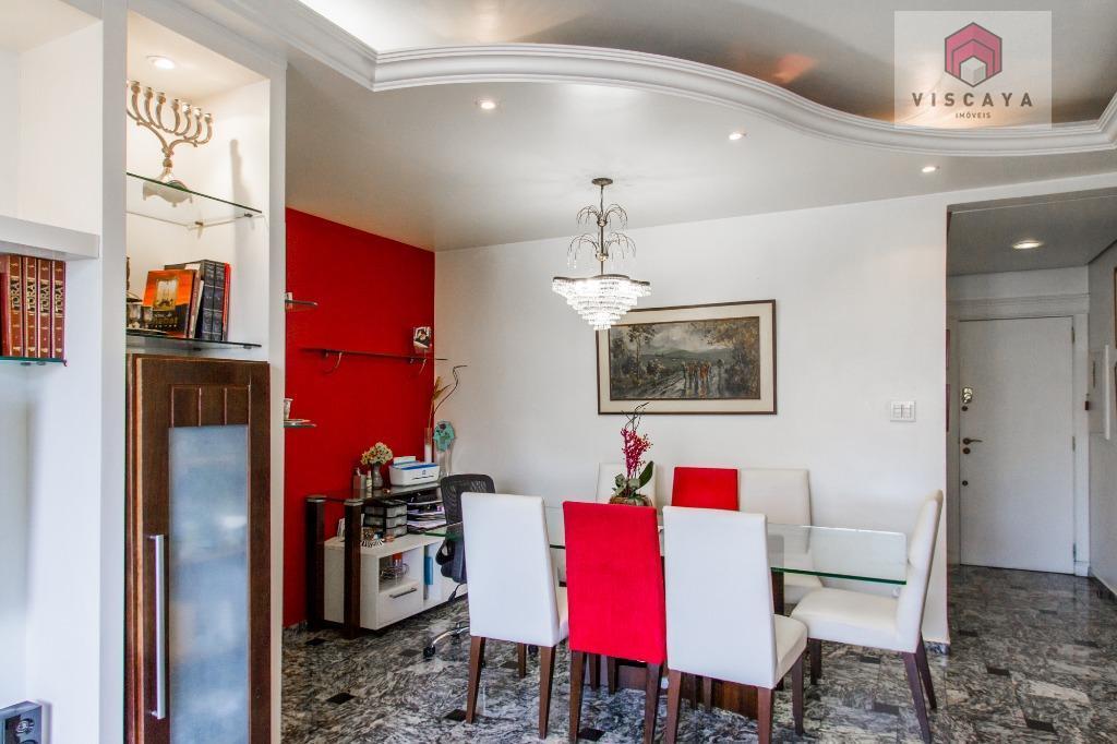 Apartamento residencial à venda, Higienópolis, São Paulo - AP3461.