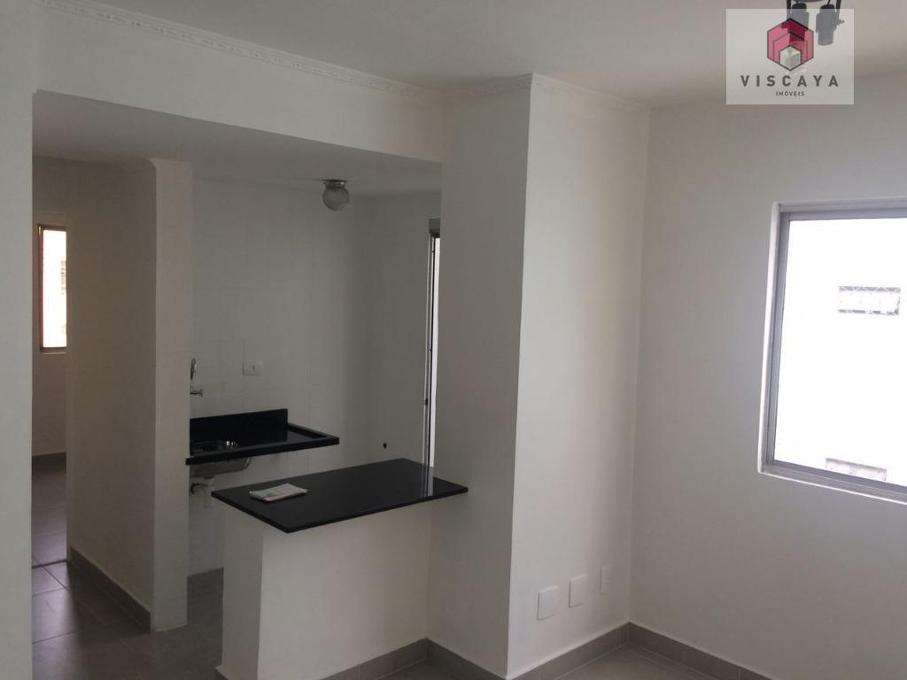Apartamento residencial à venda, Campos Elíseos, São Paulo - AP3489.